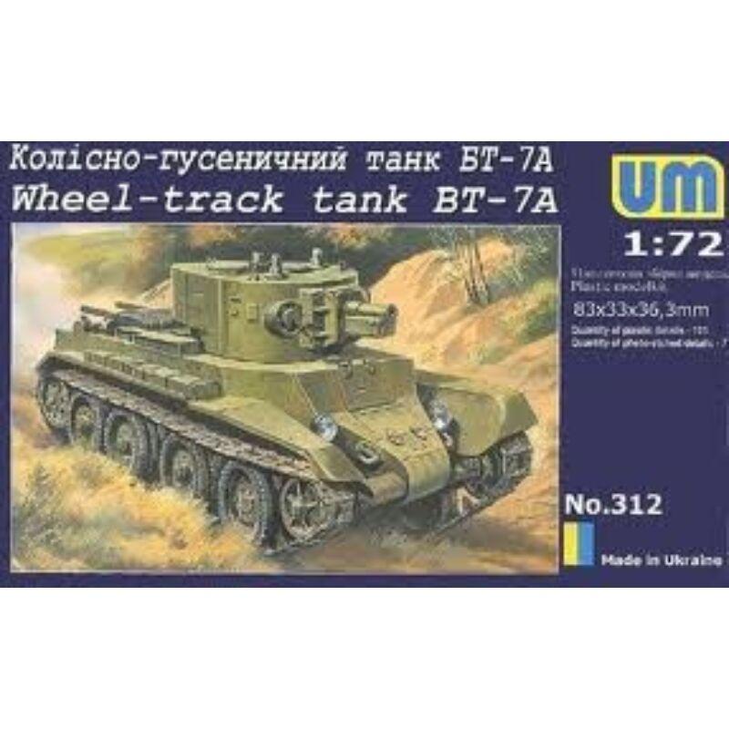 Unimodels-312 box image front 1