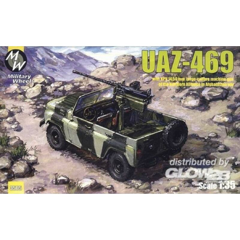 Military Wheels-3505 box image front 1