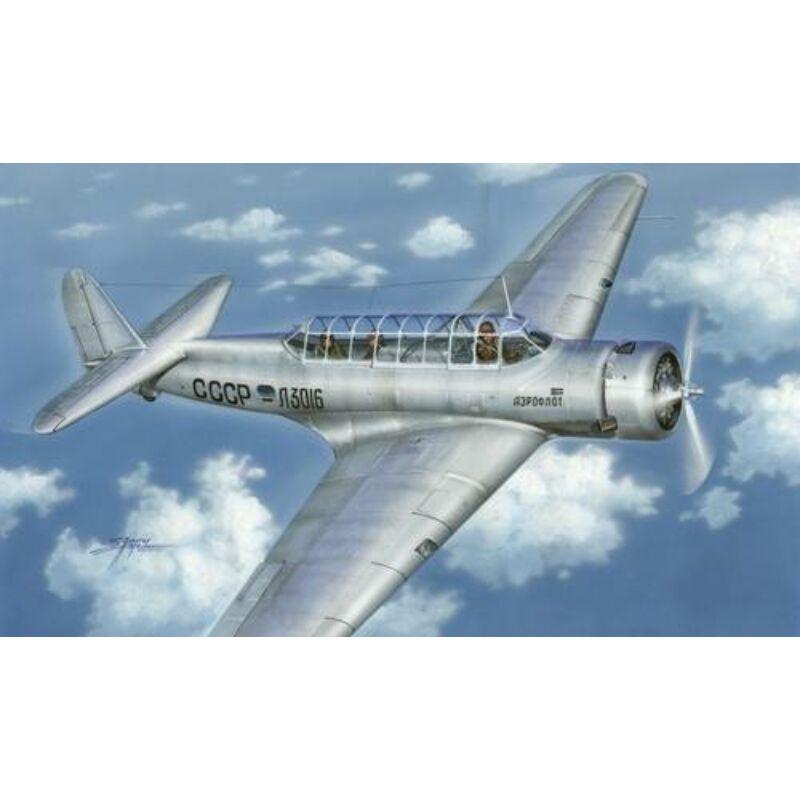 Special Hobby Bsh-1 / PS-43 Vultee V-11 in Soviet Union 1:72 (72125)