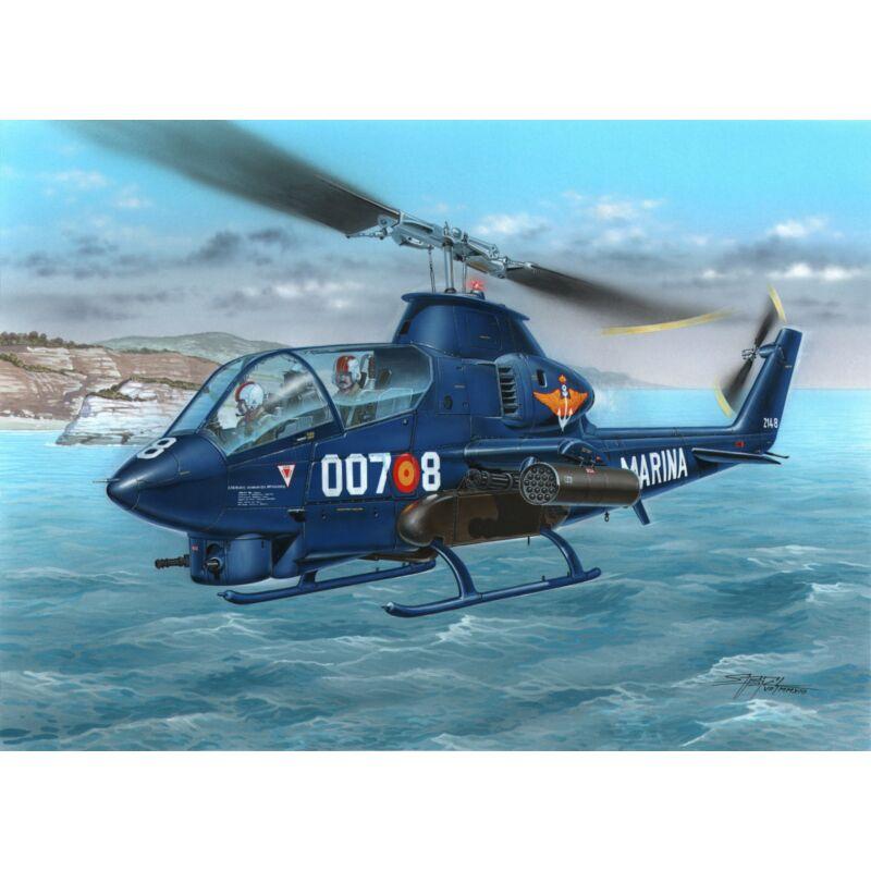 "Special Hobby AH-1G ""Spanish   IDF Service"" 1:72 (72274)"