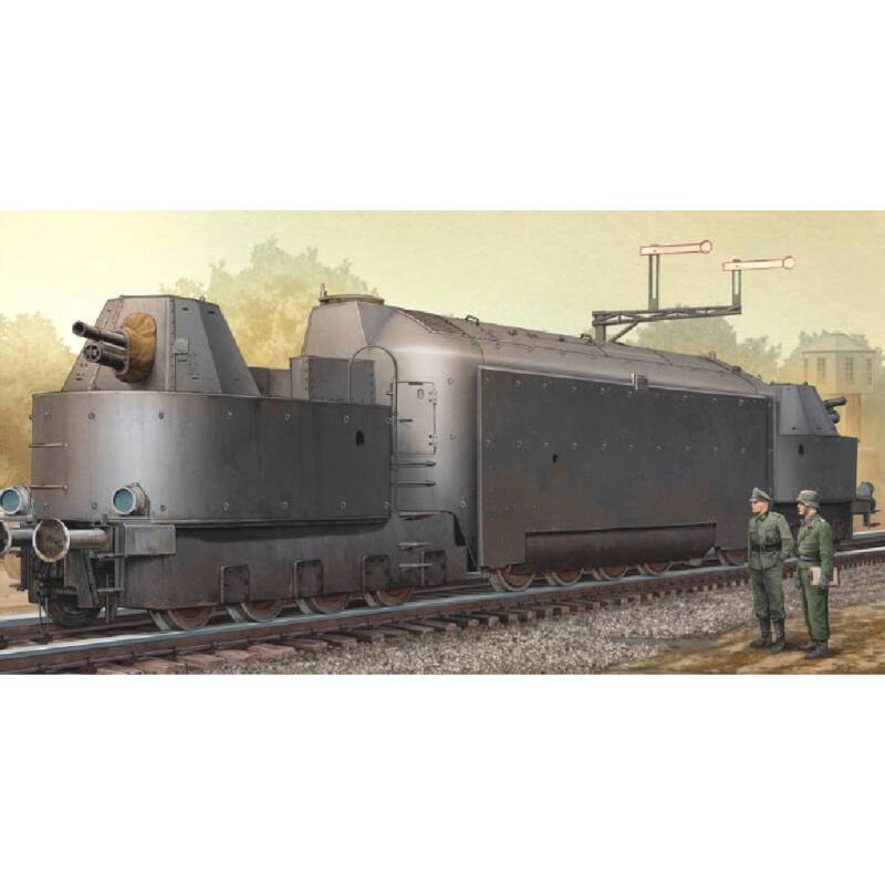 Trumpeter-00223 box image front 1