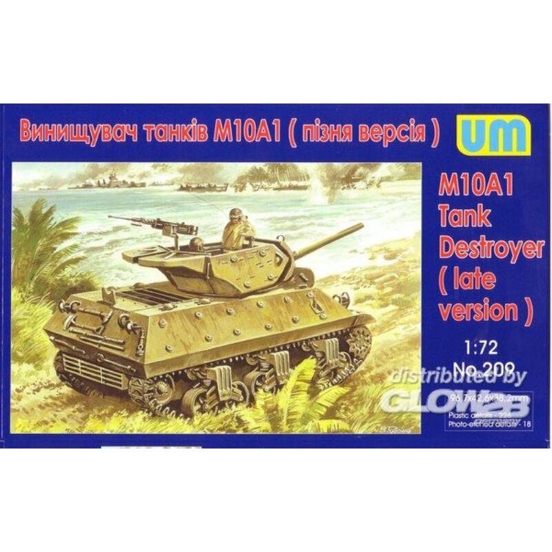 Unimodels-209 box image front 1