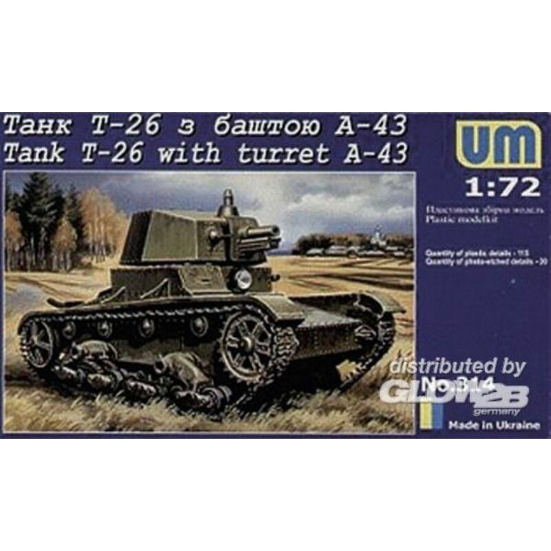 Unimodels-314 box image front 1