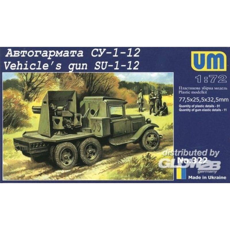 Unimodels-322 box image front 1