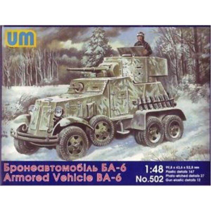 Unimodels-502 box image front 1