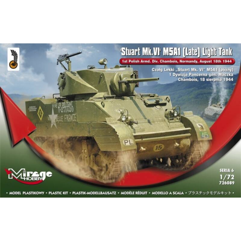 Mirage Hobby-726089 box image front 1