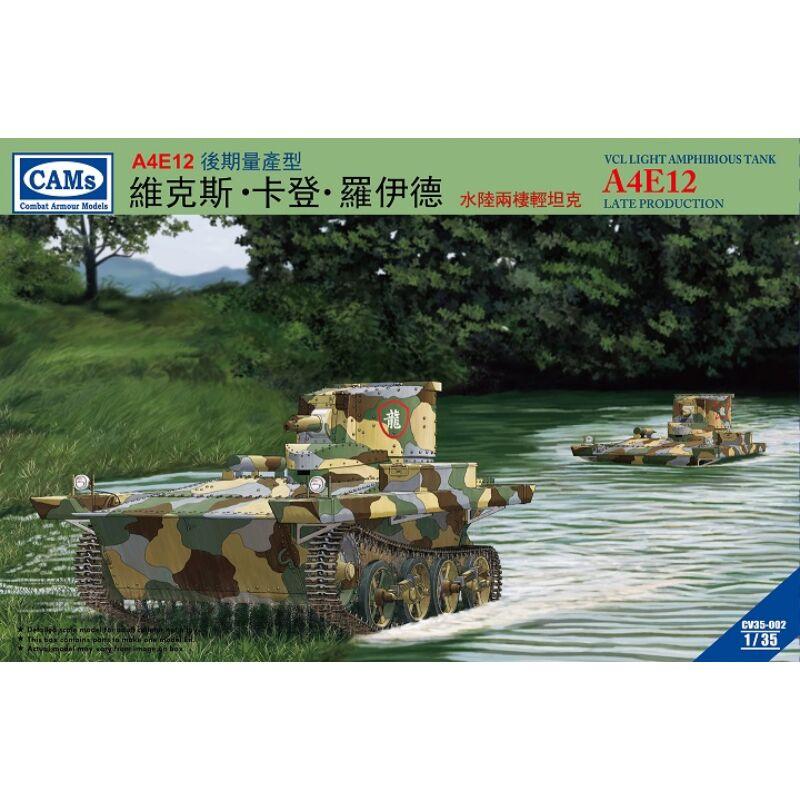 Riich Models-CV35002 box image front 1