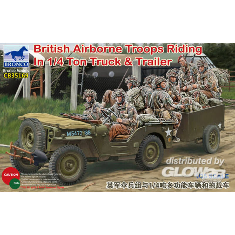 Bronco Models-CB35169 box image front 1