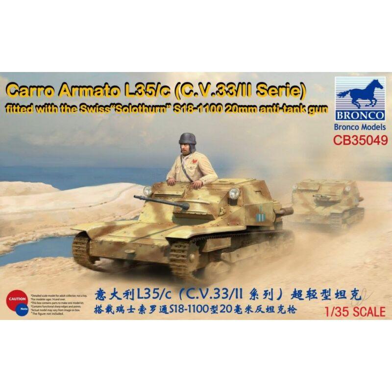 Bronco Models-CB35049 box image front 1