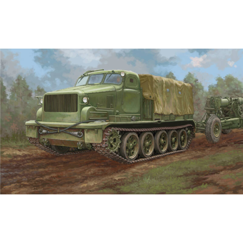 Trumpeter-09501 box image front 1