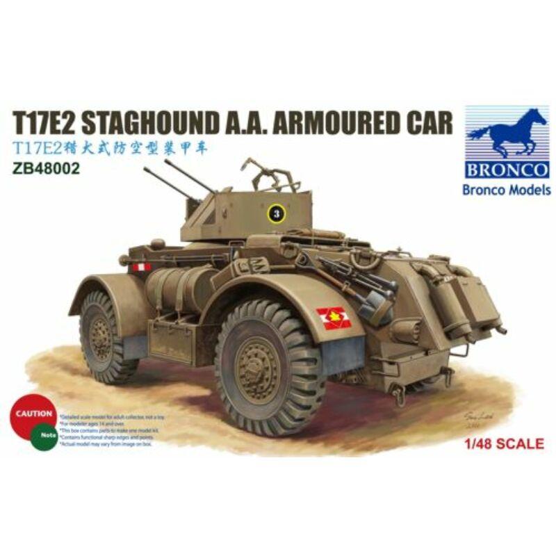 Bronco Models-ZB48002 box image front 1