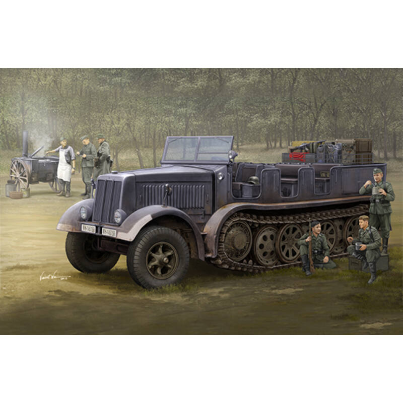 Trumpeter-09538 box image front 1