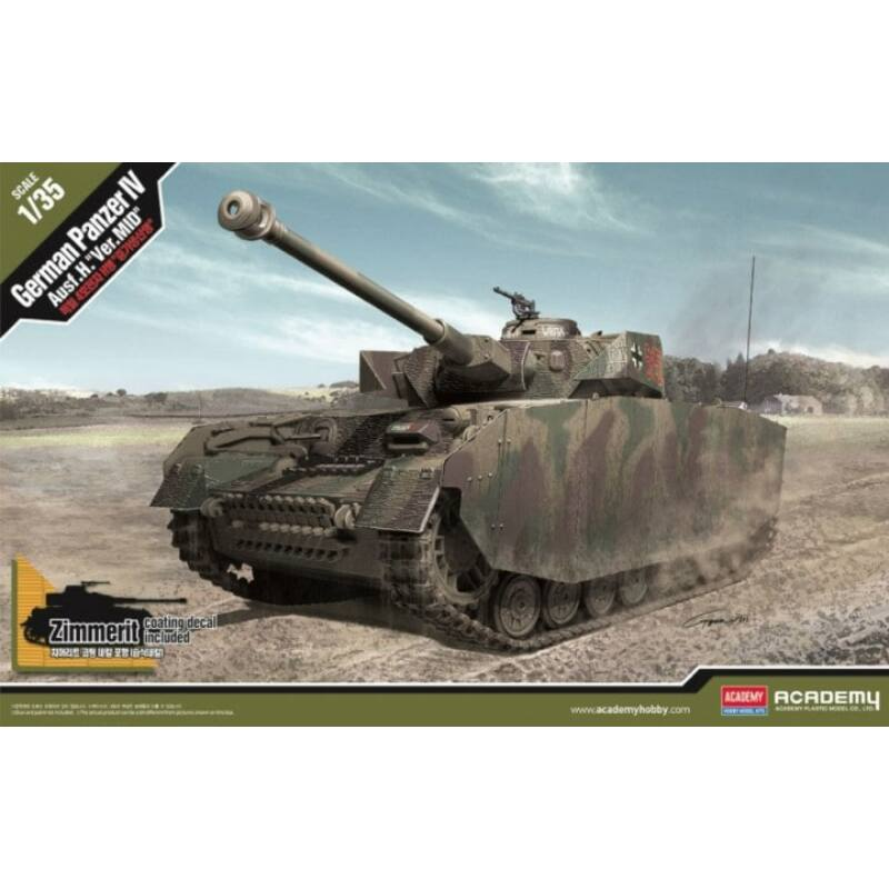 Academy-13516 box image front 1